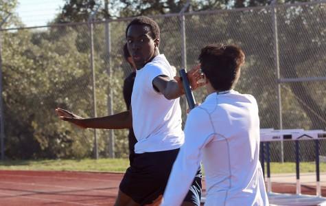 Boys track wins at Unicorn Relays