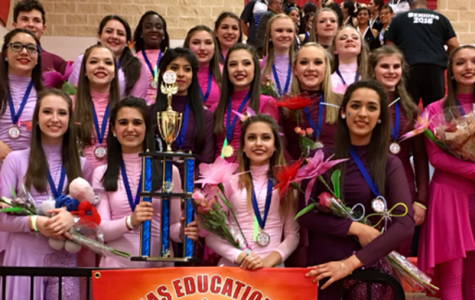 Color Guard becomes state champions