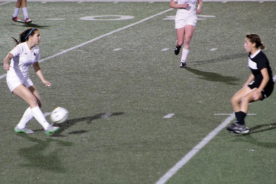 Girls soccer advances to third round