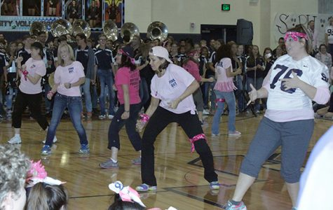 Pink Out pep rally pumps spirit