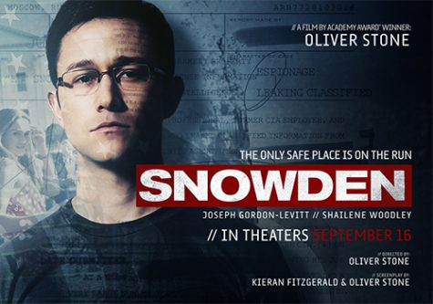 'Snowden' hacks into theaters