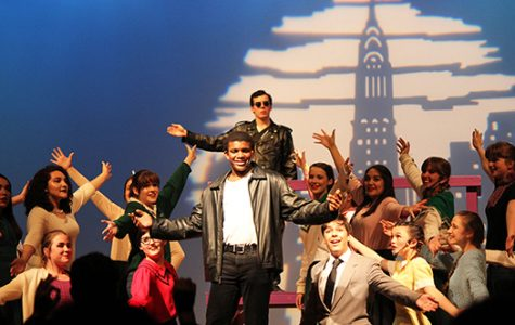 Fine arts department presents 'Bye Bye Birdie'