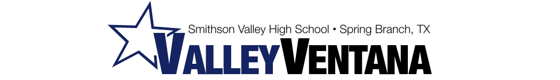 The student news site of Smithson Valley High School in Spring Branch, Texas