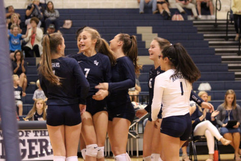 Volleyball makes quick work of Judson