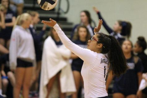 Volleyball falls short to New Braunfels