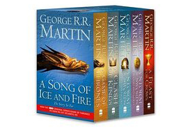 A review of ice and fire