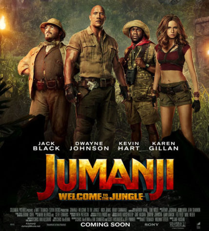 Jumanji: Welcome To The Jungle Review: