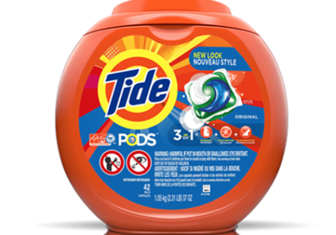 Tide pod challenges common sense