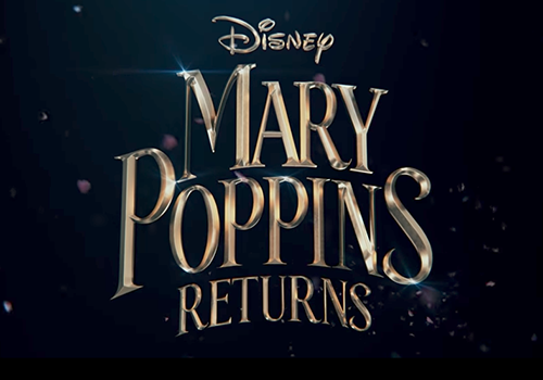 Mary Poppins new movie to be released soon.