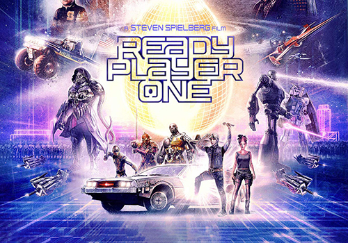 Ready Player One is based off a novel by Ernest Cline. The movie made it to theaters March 29.