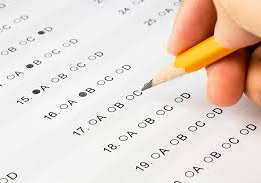 Students prepare to take Advanced Placement tests for college credit from May 7 to May 17.