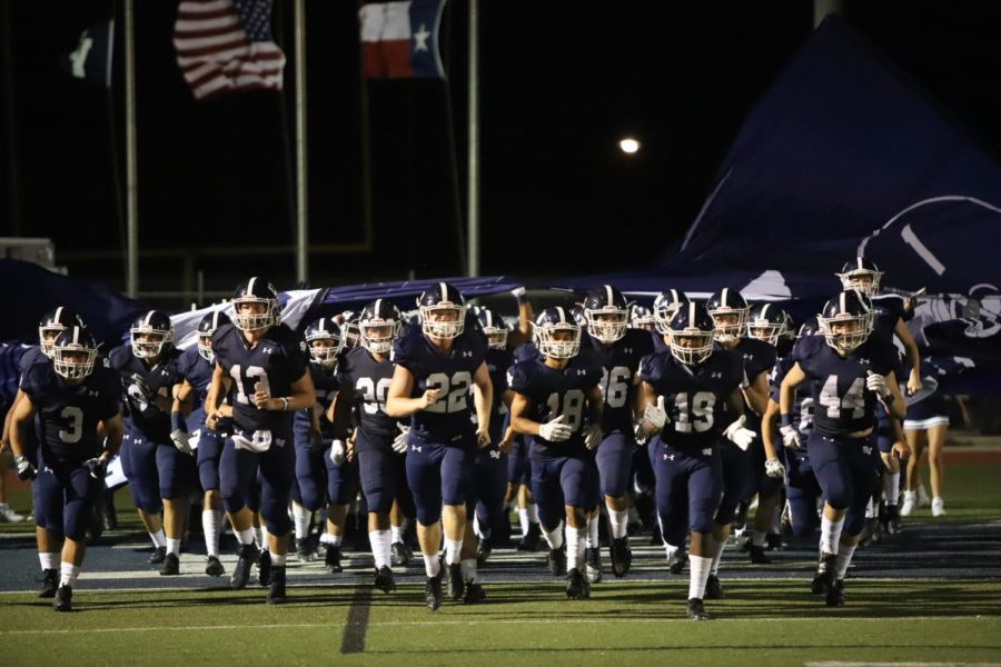 The+football+team+lost+a+24-23+shootout+last+Friday+to+Midland+Lee.+A+rain+cancelation+followed+against+Pfluergerville+Hendrickson