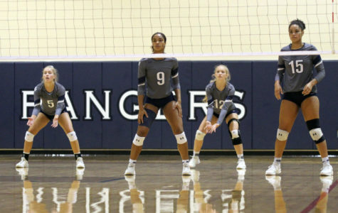 Girls Volleyball jumps into district play