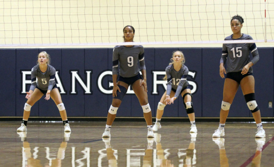 Girls volleyball team  takes on Clemens Friday in its district opener.