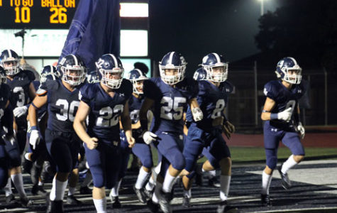 The Rangers' offense looks to mow over Canyon's defense Friday at Ranger Stadium.