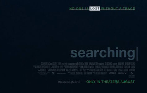 'Searching' for a movie this weekend?