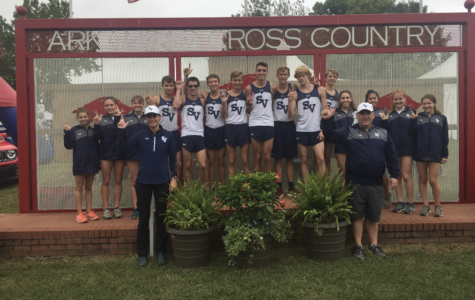 Cross country runs up regionals