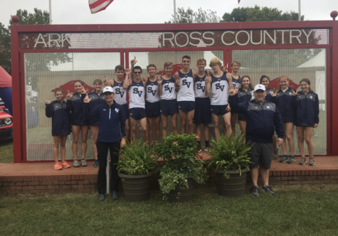The boys and girls cross country squads competed at the XC Regional Championships on Monday, both will advance to state championships on November 3rd in Round Rock.