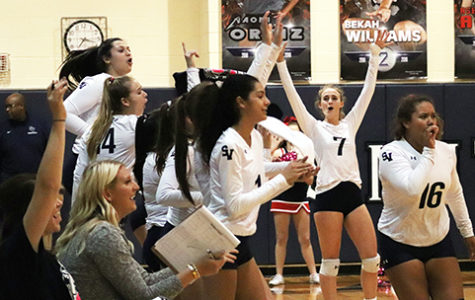 Volleyball looks to end season on five-game win streak