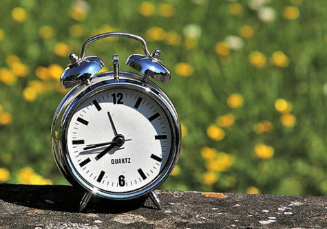 Does daylight saving save time?