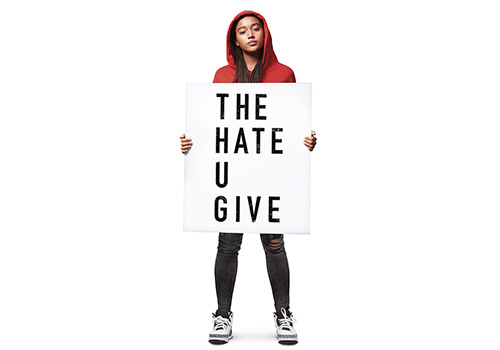 The Hate U Give came out Oct. 5, 2018 and is rated PG-13.