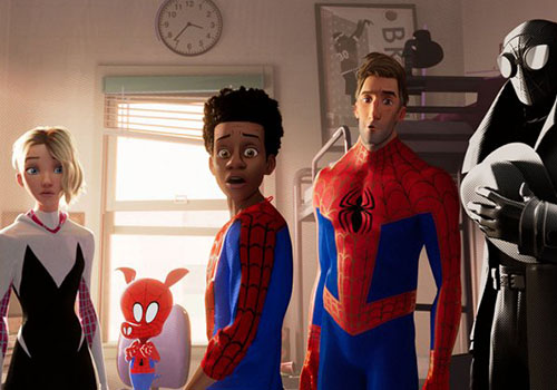 Spider-Man: Into the Spider-Verse hit theaters Dec. 7.