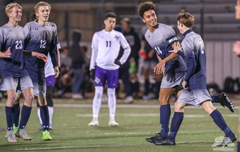 Boys and girls soccer close out regular season, head into playoffs next week