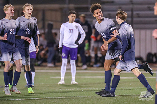 Boys soccer finished out their 2019 season with an overall record of 11-8-5. They take on their next opponent in Kyle Lehman in the Class 6A bisdistrict game this Thursday.