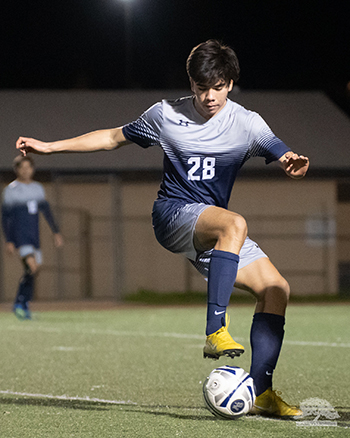 Boys soccer fell to Reagan this past Tuesday in a 1-0 loss to the Rattlers.