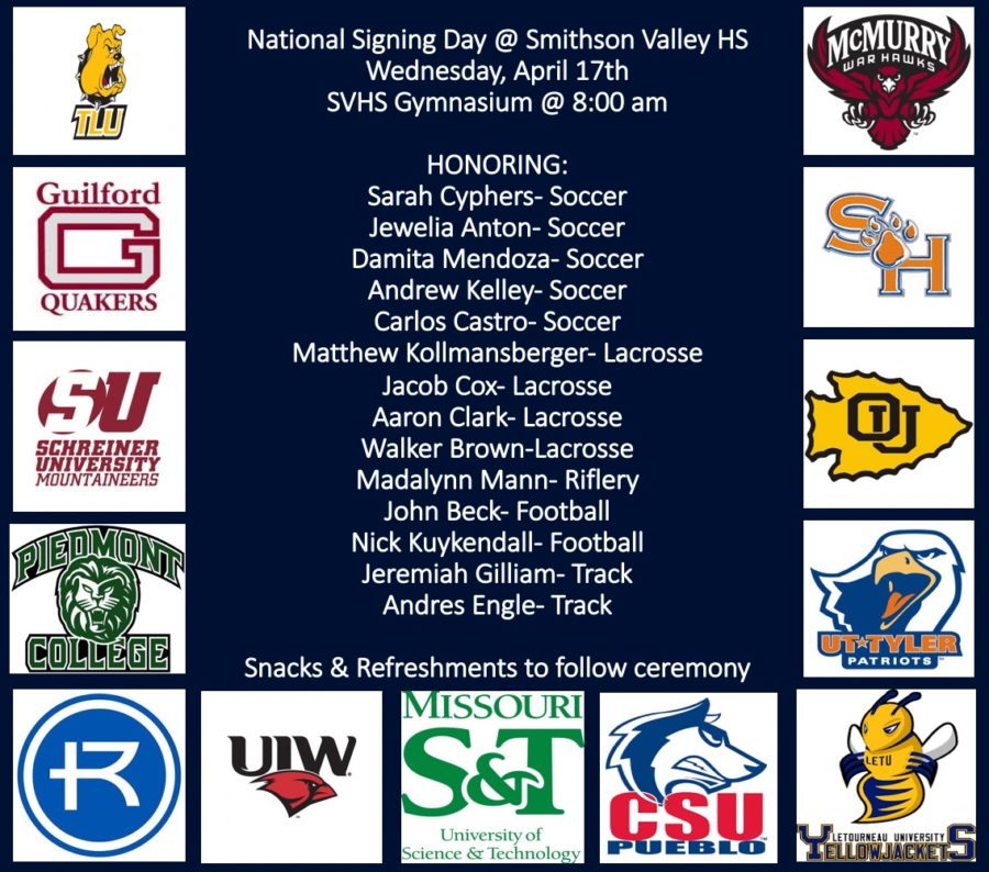 Fourteen to sign letters of commitment
