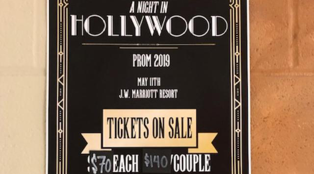 The+2019+prom+will+be+on+May+11+at+the+JW+Marriott+Hill+Country+Resort.