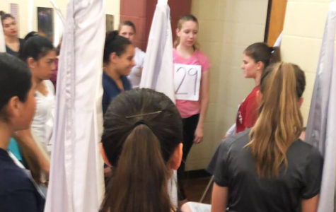 Color Guard Auditions