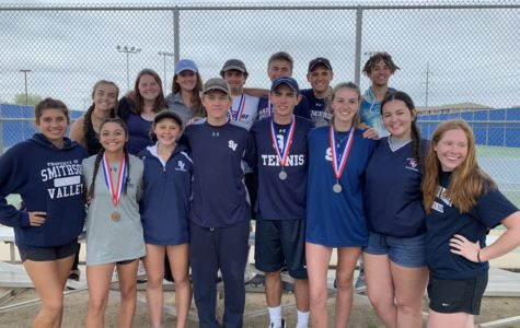 Tennis sends two to region