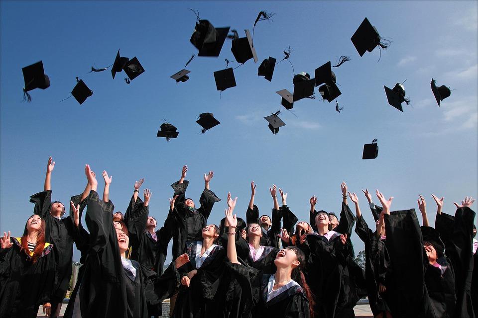Graduation week runs from May 23 to June 1.