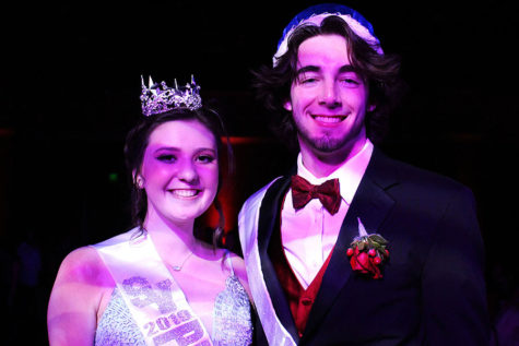 Prom rolls out red carpet
