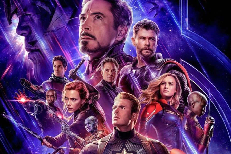 'Avengers: Endgame' was released to theaters on April 26.