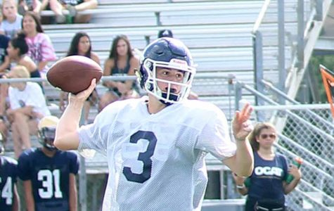 New QB Gombert ready for the limelight