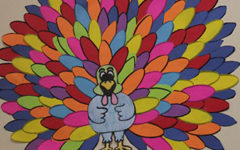 Gobbling for Good will be a new take on the traditional Turkey Feather campaign, but the causes remains the same.