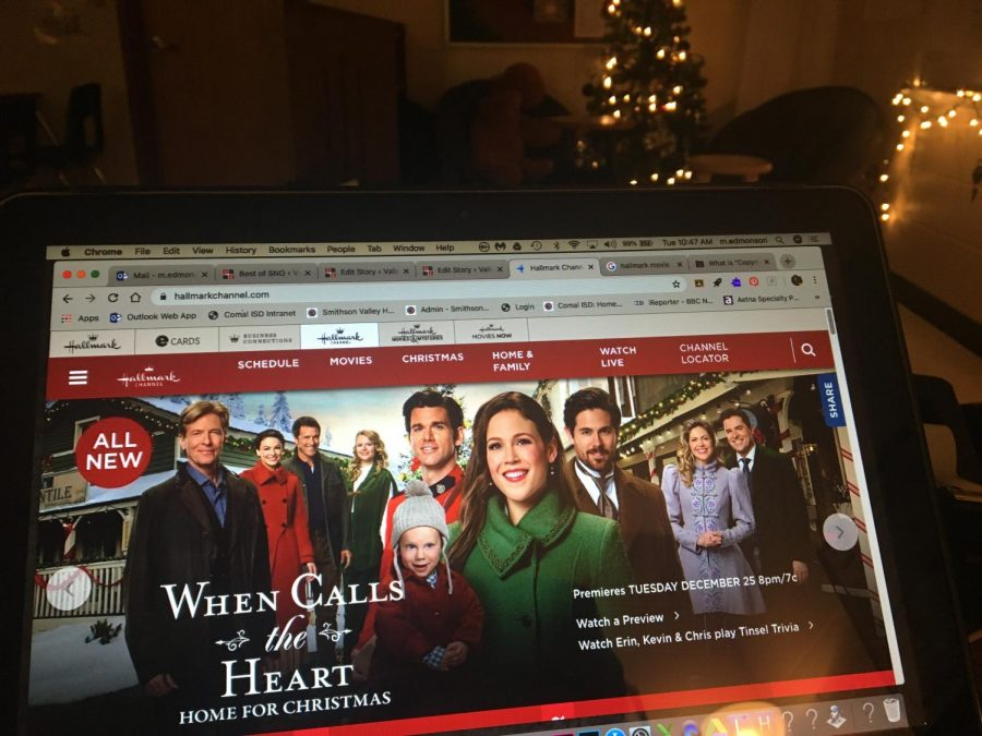 Hallmark%27s+holiday+movies+draw+criticism+for+lack+of+diversity+and+new+storylines.