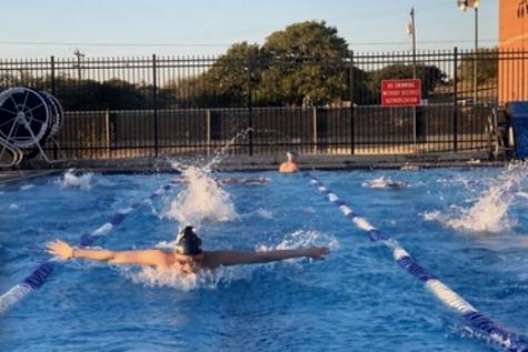 Aquatics gears up for district