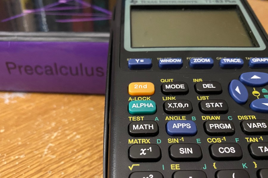 Calling the TCP hotline is the first step towards acquiring a TI-Nspire calculator.