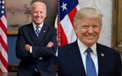 Democrat Joe Biden and Republican Donald Trump faced off in a contentious debate Tuesday night.