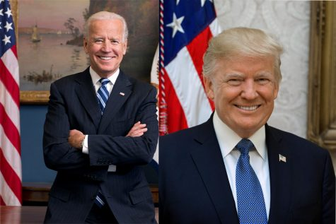 Democrat Joe Biden and Republican Donald Trump faced off in a contentious debate Tuesday night.