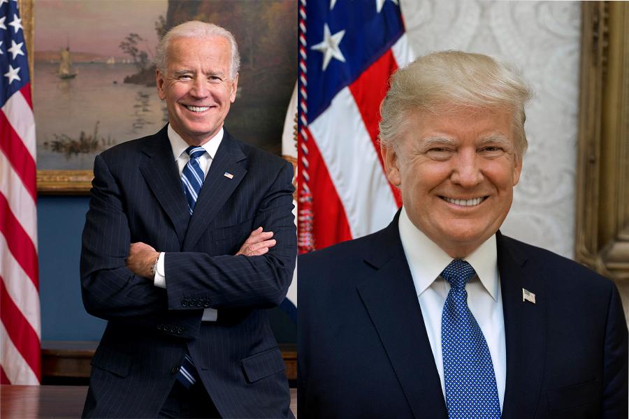 Democrat+Joe+Biden+and+Republican+Donald+Trump+faced+off+in+a+contentious+debate+Tuesday+night.