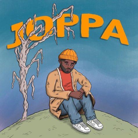 The cover to rapper Eshon Burgundy