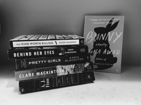 Looking for something to read? Here are 5 honorable mentions and 6 of some of the best thrillers on the market.