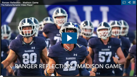 Watch this weeks Ranger Reflection with Colton Thomasson and Malachi Lane.